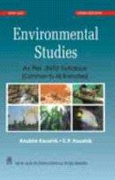 Environmental Studies Book By Kaushik And Kaushik