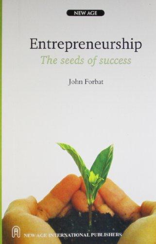 Entrepreneurship: John Forbat