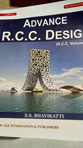 9788122422764: Advance R.C.C. Design: v. 2