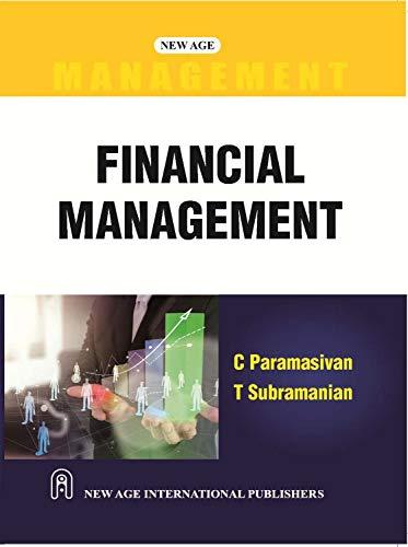 9788122425734: Financial Management