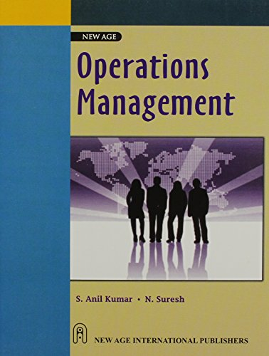 9788122425871: Operations Management