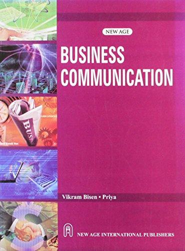 Business Communication: Bisen Vikram