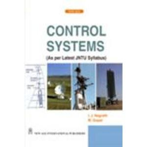 9788122426090: Control Systems (as Per Latest JNTU Syllabus)