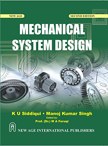 9788122426830: Mechanical System Design