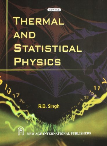 9788122427226: Thermal and Statistical Physics