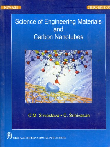 9788122427271: Science of Engineering Materials and Carbon Nanotubes