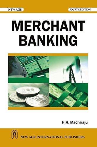 Merchant Banking: H.R. Machiraju