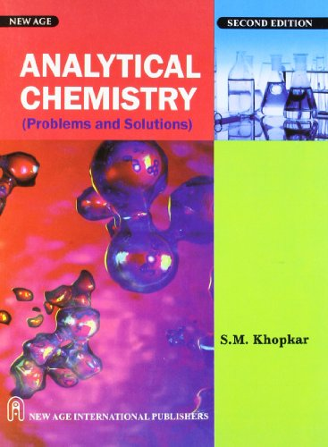 9788122427462: Analytical Chemistry Problems and Solutions