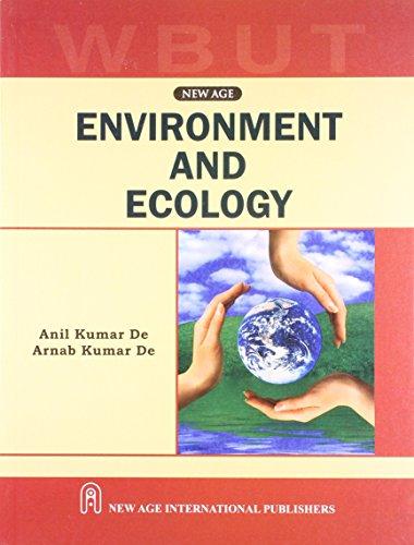 9788122427516: Environment and Ecology (as Per WBUT Syllabus)