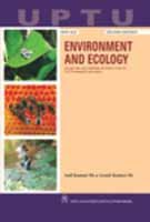 9788122427530: Environment and Ecology: (as Per the New Syllabus, B. Tech, Year of U. P. Technical University)