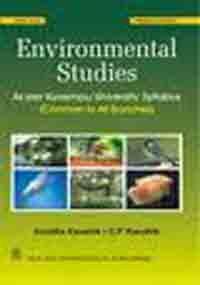 Environmental Studies: As Per Kuvempu University Syllabus: Anubha Kaushik,C.P. Kaushik