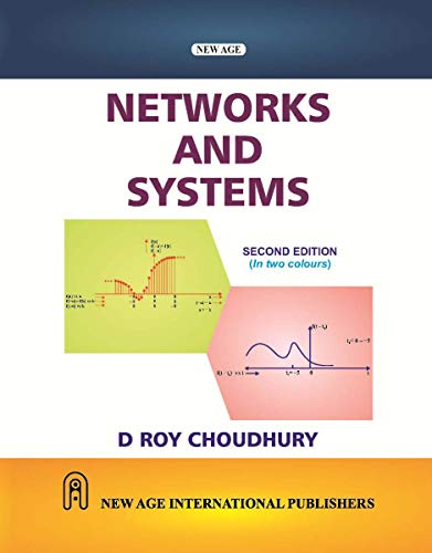 Networks And Systems, Second Edition: Roy, D. Choudhury