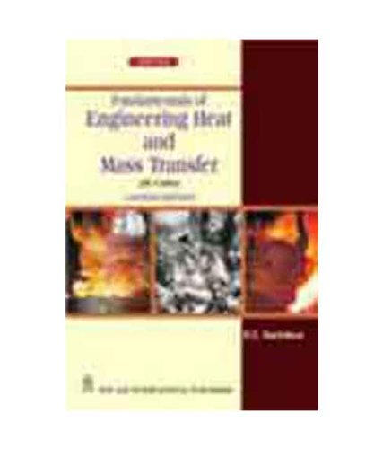 9788122427851: Fundamentals of Engineering Heat and Mass Transfer