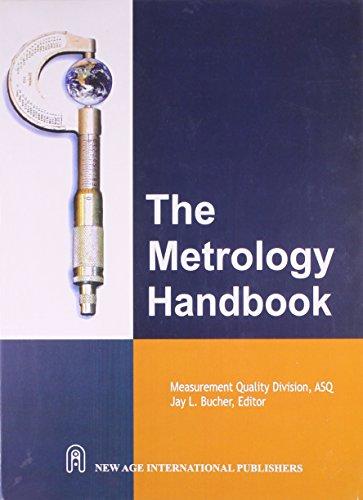 9788122427899: The Metrology Handbook