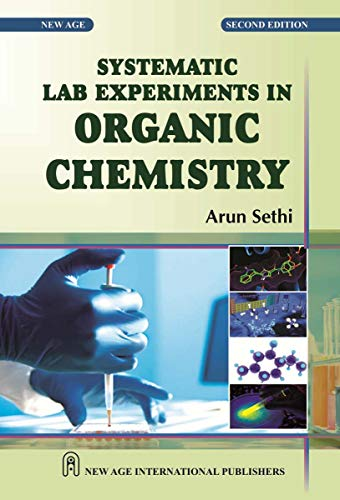 9788122428285: Systematic Lab Experiments in Organic Chemistry