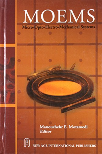 9788122428339: Micro-Opto-Electro-Mechanical Systems