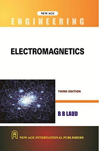 9788122430554: Electromagnetics