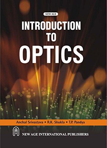 9788122430813: Introduction to Optics