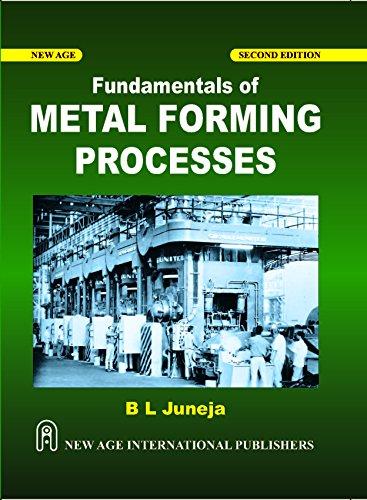 Fundamentals Of Metal Forming Processes, Second Edition: Juneja, B.L.
