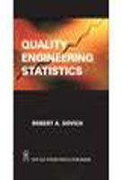 9788122431087: Quality Engineering Statistics