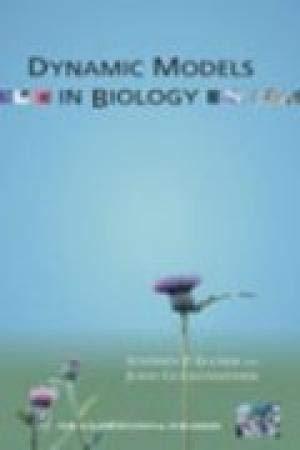 9788122431278: Dynamic Models in Biology