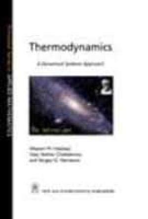 Thermodynamics: A Dynamical Systems Approach: Sergey G. Nersesov,Vijay Sekhar Chellaboina,Wassim M....