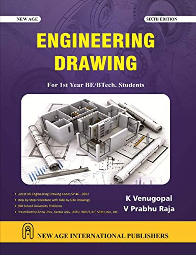 Engineering Drawing: K. Venugopal; V.
