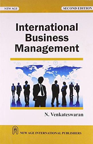 9788122432367: International Business Management