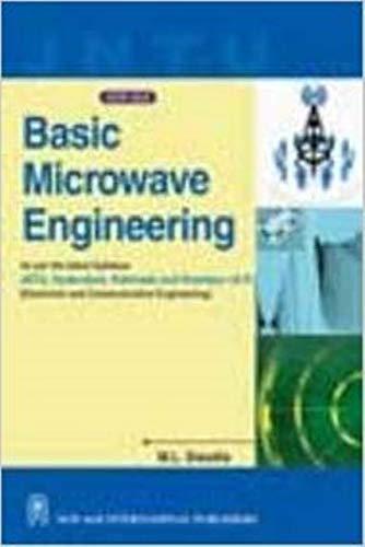 Basic Microwave Engineering (Jntu), First Edition: Sisodia, M.L.