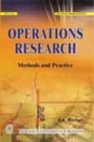 Operations Research: Methods and Practice: Chandan Kumar Mustafi