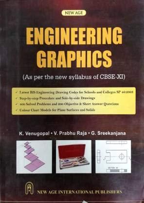 Engineering Graphics (As Per the New Syllabus: G. Sreekanjana,V Prabhu