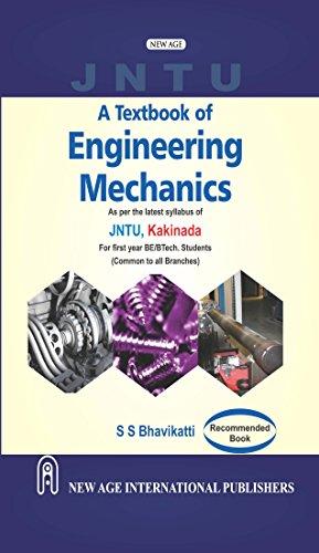 A Textbook of Engineering Mechanics (As per: S.S. Bhavikatti