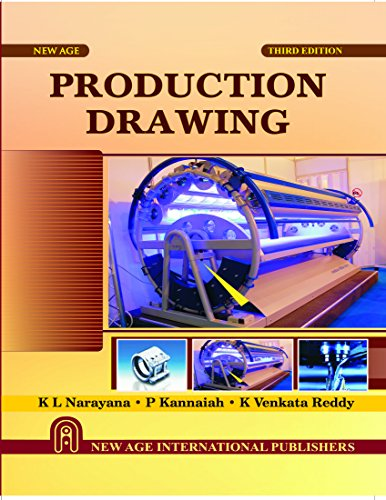 9788122435016: Production Drawing