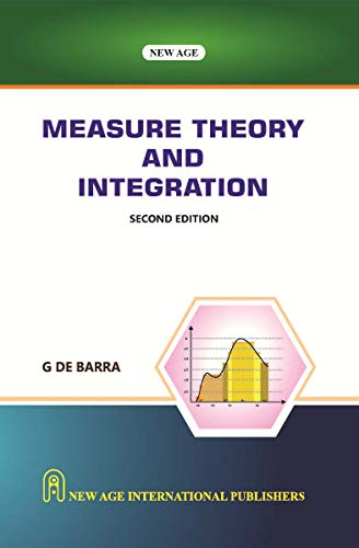 g de barra - measure theory and integration second edition