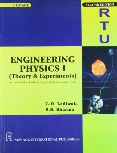 Engineering Physics-I: Theory and Experiments According to New Syllabus of Rajasthan Technical ...