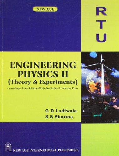 9788122435610: Engineering Physics -II