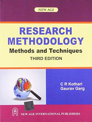 RESEARCH METHODOLOGY: METHODS & TECHNIQUES,3ED(*): KOTHARI