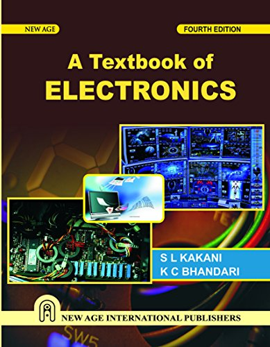9788122436242: A Textbook of Electronics - AbeBooks - S L  Kakani