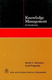 9788122436303: Knowledge Management: An Introduction