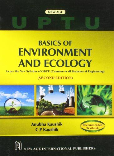 9788122436419: Basics of Environment and Ecology