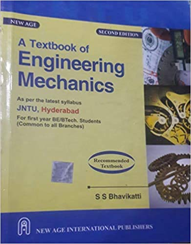 9788122436532: A Textbook of Engineering Mechanics