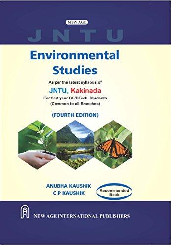 9788122436556: Environmental Studies (JNTU Kakinada)