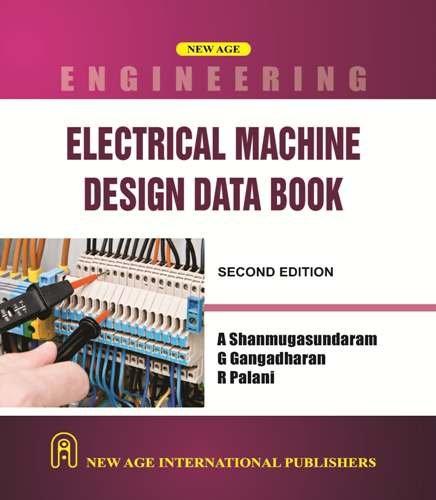9788122437683: Electrical Machine Design Data Book