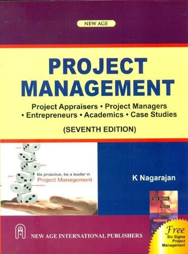 Project Management (Seventh Edition): K. Nagarajan
