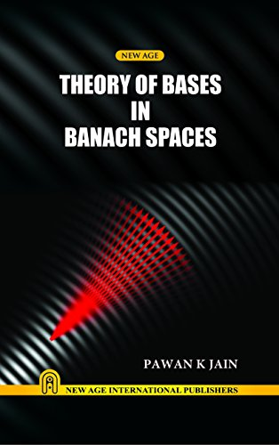 9788122437836: Theory of Bases in Banach Spaces