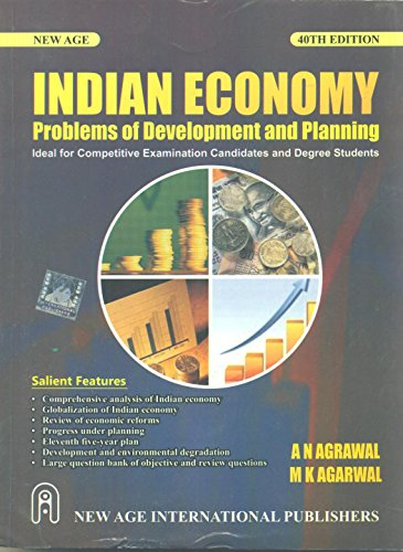 Indian Economy: Problems of Development and Planning: A.N. Agrawal,M.K. Agarwal