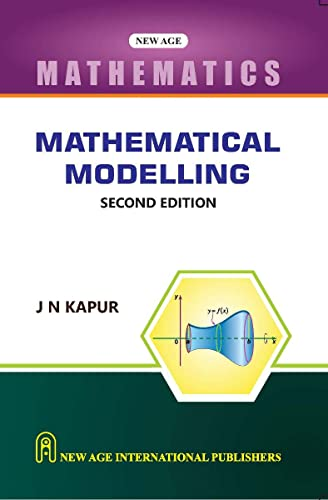 Mathematical Modelling, Second Edition: Kapur, J.N.
