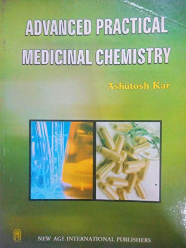 9788122438727: Advanced Practical Medicinal Chemistry