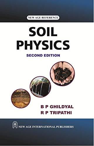 9788122438901: Soil Physics