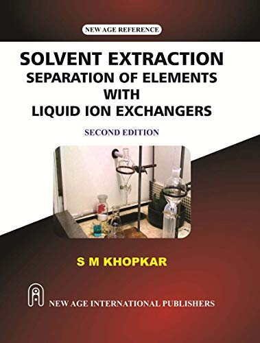 9788122438970: Solvent Extraction Separation of Elements